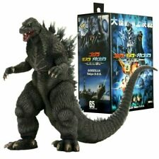 "NECA Godzilla Tokyo SOS 6"" Action Figure 12"" Long 2003 Movie Collection NIB"