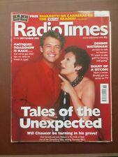 RADIO TIMES Magazine Julie Walters Cover September  2003 Dennis Waterman