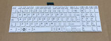 Toshiba Satellite C855 Laptop Keyboard H000041010 NSKTV1SU0U
