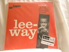 LEE MORGAN Lee-Way Art Blakey limited numbered 45 rpm 180 gram SEALED 2 LP