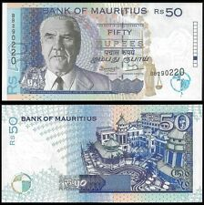 Mauritius 50 RUPEES 1998 (BB) P 43 UNC