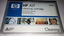 Lot of 50 Genuine New OEM HP AIT Cleaning Cartridge; Q1996A