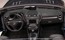 Mercedes SLK 171 R171 FL 280 200 350 AMG Brabus Zierrahmen Lüfterdüsen 4st. 55