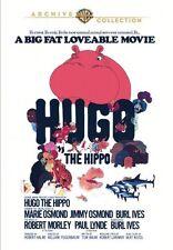 HUGO el hipopótamo DVD (1975) - BILL Feigenbaum