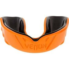 Venum NEON Challenger Paradenti - arancione MMA scudo di gomma CUSTODIA OMAGGIO