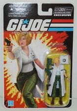 GI JOE COBRA COLLECTORS CLUB EXCLUSIVE FSS 5-13 PHYSICIST GI JANE MOC