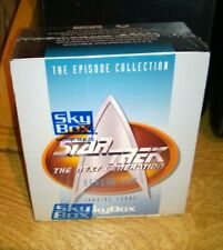 Star Trek The Next Generation Season 2 trading cards box 36 Packets Sealed
