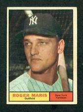 Roger Maris 1961 Topps  New York Yankees #2