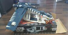 Star Wars Clone Wars Republic Gunship Tiger Shark TRUS exclusive Mint Boxed
