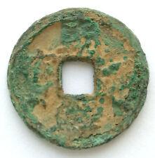 "L2050, Korea ""Cho Son Tong Bo"" Ancient Coin, 1300's"