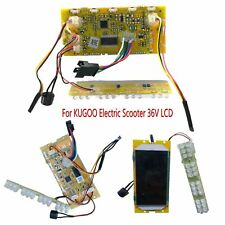 For Kugoo Electric Scooter 36V Lcd Liquid Crystal Display Replacement Parts New