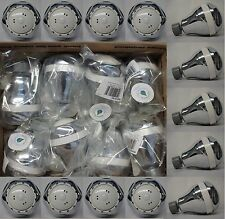 16 Alsons WaterSense 2 Function Shower Head Chrome FInish 1.5 GPM Plastic Base