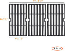 Charbroil Cast Iron Grill Grates Replacement Parts Fit Gas BBQ Grills New