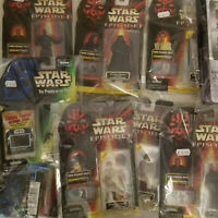 Star Wars Kenner Power of the Force carded action figures Buffy