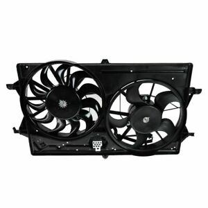 Radiator Cooling Fan Assembly for 00-02 Ford Focus DOHC 2.0L
