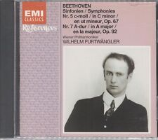 Beethoven: Symphonies 5 & 7 CD