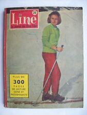 Line reliure album belge n°26 1960 1961 BE Tintin Lombard