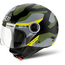 casco AIROH Camo Green Matt taglia XS
