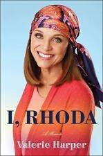 I, Rhoda Harper, Valerie Hardcover