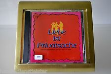 CD0680 - Various Artists - Liebe ist Privatsache - Soundtrack - Compilation