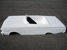 1964 Ford Falcon hot rod stroller pedal car fiberglass body 1965 Sprint Futura