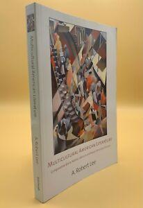 Multicultural American Literature: Comparative Black Native Latino/a & Asian