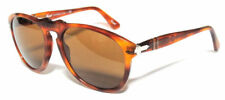 PERSOL 649 52 96/33 HAVANA SUNGLASSES OCCHIALE SOLE MARRONE