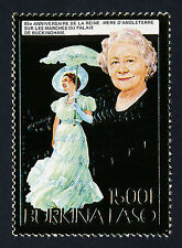 Burkina Faso 706A MNH Queen Mother 85th Birthday