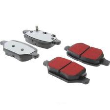 Disc Brake Pad Set-PQ PRO Brake Pads Centric 500.60430