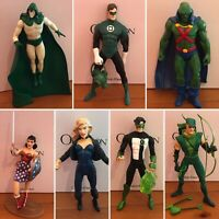 DC DIRECT Green Lantern Martian Manhunter Wonder Woman Green Arrow Black Canary