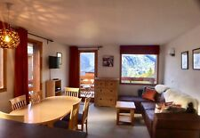 Easter Ski Holiday in Meribel Les Allues, 2 Bed Apartment  free Wi-Fi & garage.
