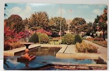 Pangborn Public Park Hagerstown Md Photo by Frank D Kelley Postcard A5