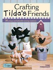 Crafting Tilda's Friends NEU Taschen Buch  Tone Finnanger