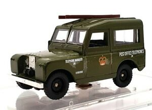 Vitesse 1/43 Scale 474.1 - 1960 Land Rover - Post Office Telephones