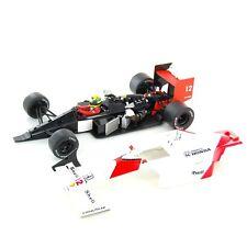 AYRTON Senna 1:18 1988 McLaren MP4/4 MINI IXO Premium x NUOVA, HONDA Champs, RARA