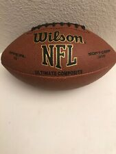 Football Game Ball Nfl Wilson Wtf1845 Ultimate Composite Official