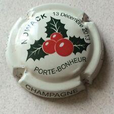 Capsule de champagne NOWACK (46g. 13 décembre 2013)