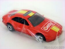 BMW 850i Getty Red Hot Wheels HW 1992 Gasoline Promotion Baggie