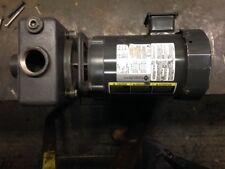 AMT Pump 282C-98 Self Priming Centrifugal Pump w/ 1HP Electric Motor