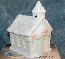 Precious Moments Sugar Town Chapel Nightlight by Enesco