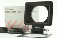 [Near MINT in Box] Mamiya Bellows Lens Hood for M645 From Japan #1443