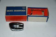 Vintage Ice Skate Manual Blade Sharpener Canada 1963