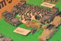 20mm WW2 / german - battle group - vehicles (44501)