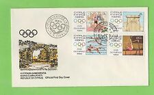 Olympics Cypriot Stamps (1960-Now)