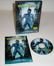 The Guyver 2 - a 1994 Sci-Fi film (Dvd, 2004) (Used)