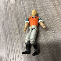"Vintage 1990 TOPSIDE NAVY SEAMAN 3.75"" Hasbro GI JOE Action Figure"