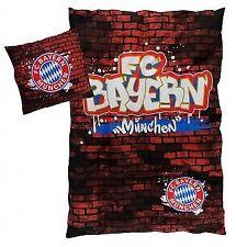 Nicht signierte Fußball-Fan-Bettwäschen FC Bayern-München