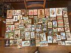 Lot of 66 Antique Victorian Trade Cards - Advertising - Paper / Ephemera (1)