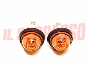 Lights Indicators Side Fiat 124 - 128 - 132 - X19 Original Olsa