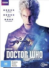 Doctor Who : Series 10 (DVD, 2017, 6-Disc Set) FREE POST